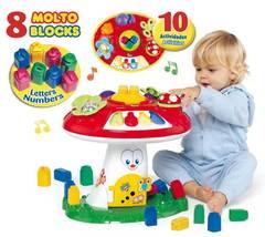 MOLTO Детская развивающая игрушка