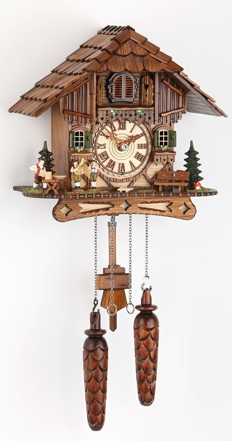 Часы настенные с кукушкой Trenkle 451 Q HZZG