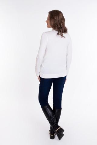 Блузка 01822 белый