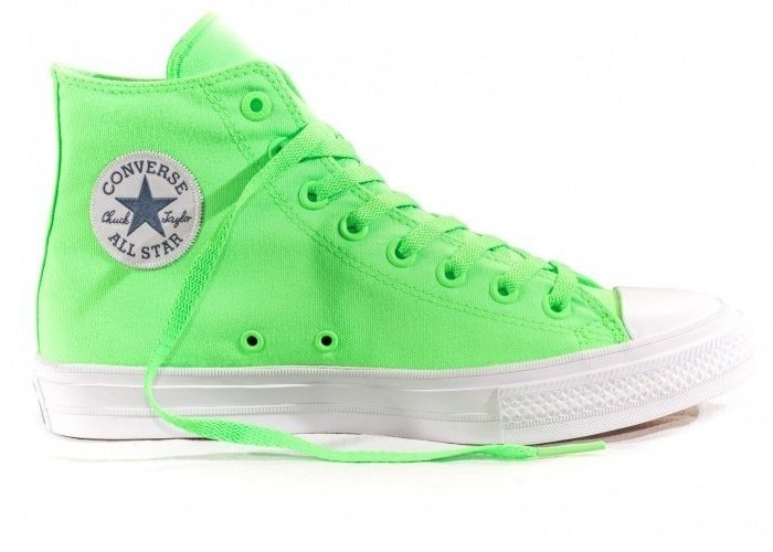 CONVERSE CHUCK TAYLOR ALL STAR II HIGH (009)