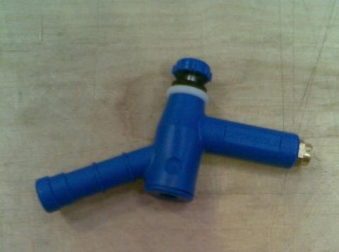 13100201 Спрей-пистолет для системы подмыва вымени