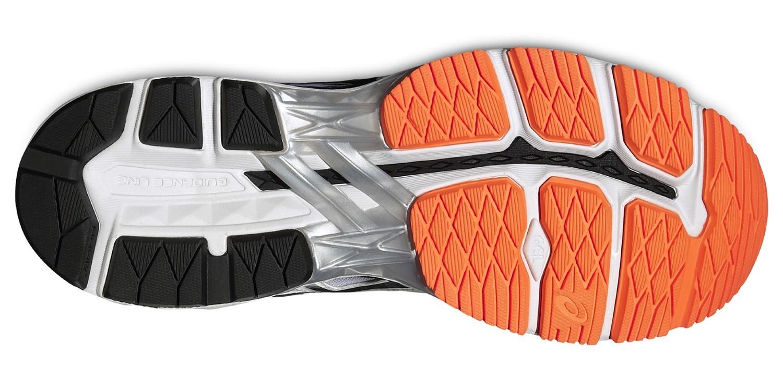Мужские кроссовки для бега Asics GT-2000 4 (T606N 0190) белые фото