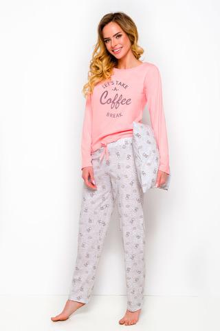 Пижама 8W Maja 2226 Pink Taro