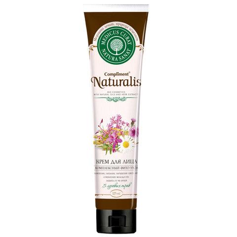 Compliment Naturalis Крем для лица комплексный фито-уход