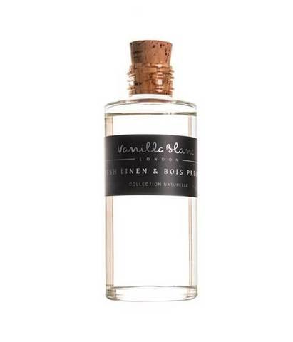 Наполнитель для ароматического диффузора Лён и драгоценное дерево, Vanilla Blanc