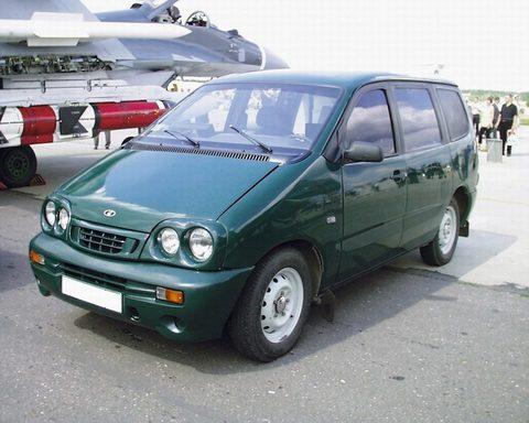 Задняя Пневмоподвеска ВАЗ 2120 Надежда