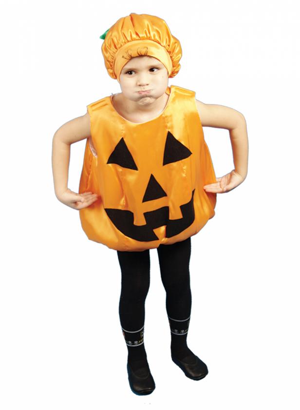Карнавальный костюм детский Тыква