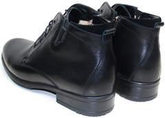 Мужские зимние ботинки кожа Ikoc Ikoc 2678-1 S