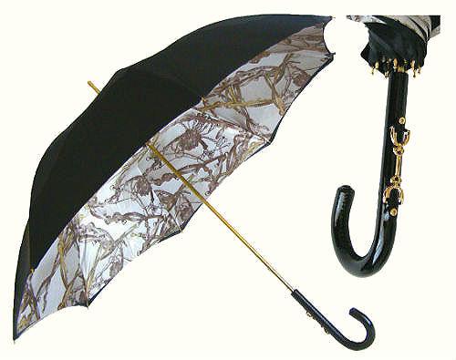 Зонт-трость Pasotti 189-258-98- Hermes