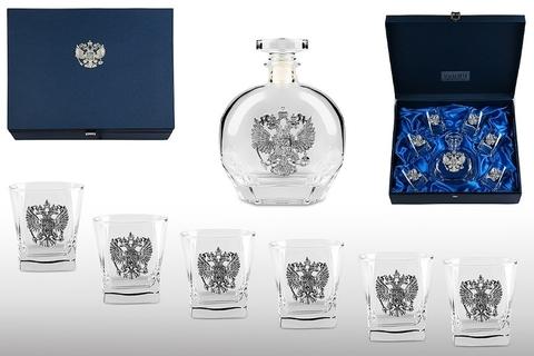 Подарочный набор для виски «Высшее общество»