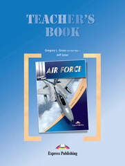 Air Force (Teacher's Book) - Книга для учителя