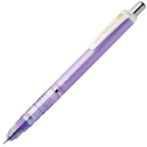 Механический карандаш 0,3 мм Zebra DelGuard (фиолетовый)