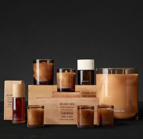 Belgian Linen Scent Collection
