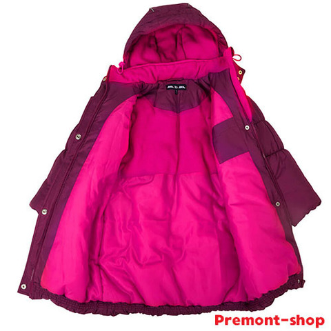 Зимнее пальто Mazima Красная планета MW27109