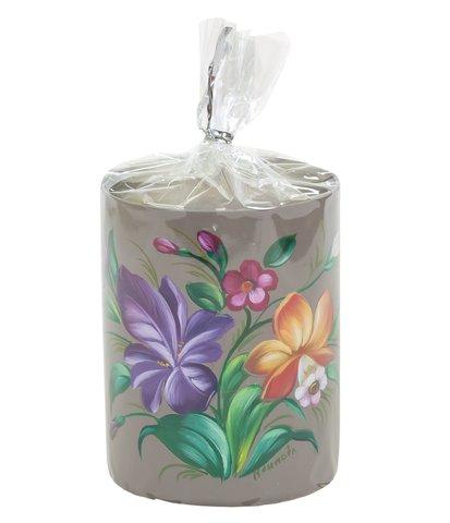 Свеча ароматизированная с натуральным воском CA010219002