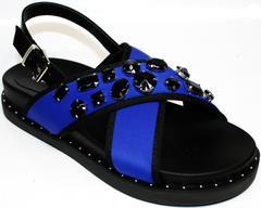 Босоножки сандали женские Alba 501 87O Y.