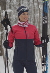 Женская утепленная лыжная куртка Nordski Premium 2020 Pink-Blueberry