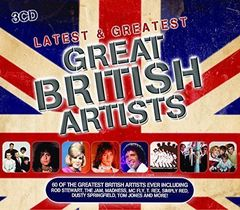 Latest And Greatest Great British Artists