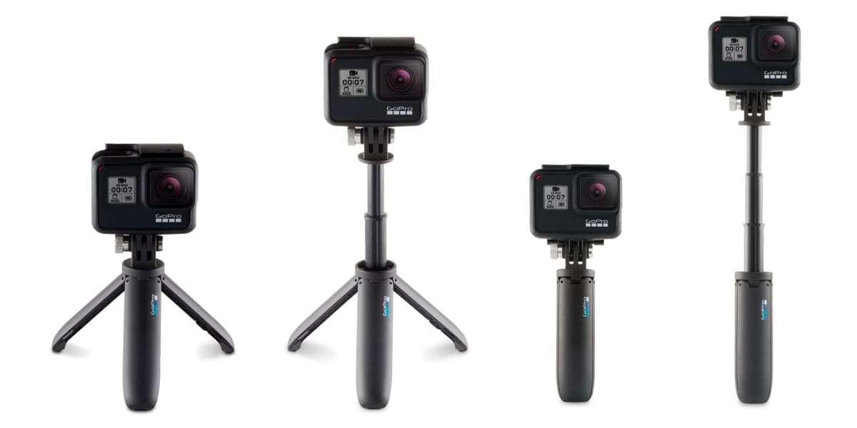 Набор аксессуаров GoPro Travel Kit (AKTTR-001) штатив