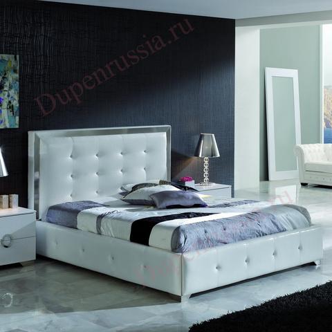 Кровать DUPEN 624 COCO белая