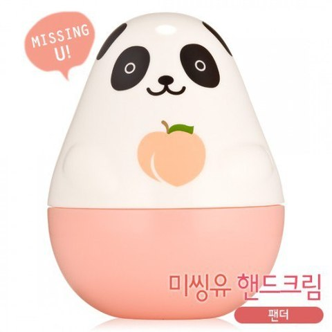 Etude House Крем для рук Missing U Hand Cream Panda 30 ml