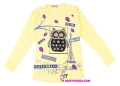 848 футболка сова