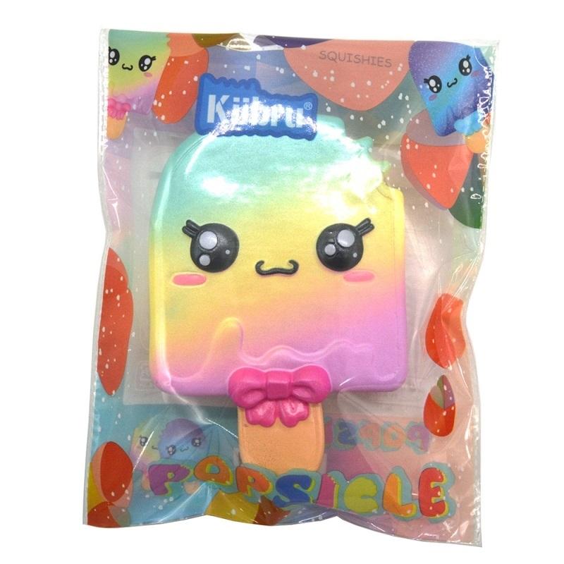 Сквиши игрушка-антистресс Kiibru Мороженое на палочке