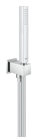 Euphoria Cube Душевой набор с ручным душем и подключением для душевого шланга