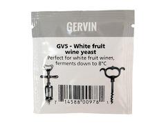 Дрожжи Винные Gervin GV5, 5г