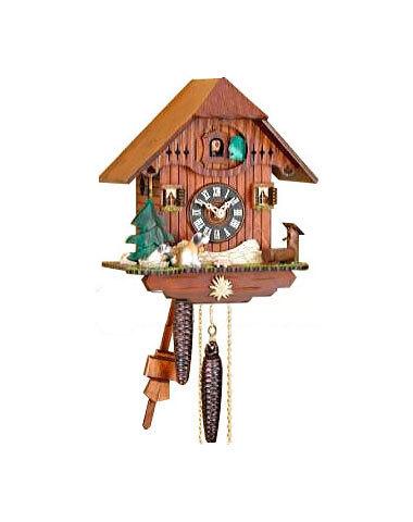 Часы настенные с кукушкой Trenkle 1500