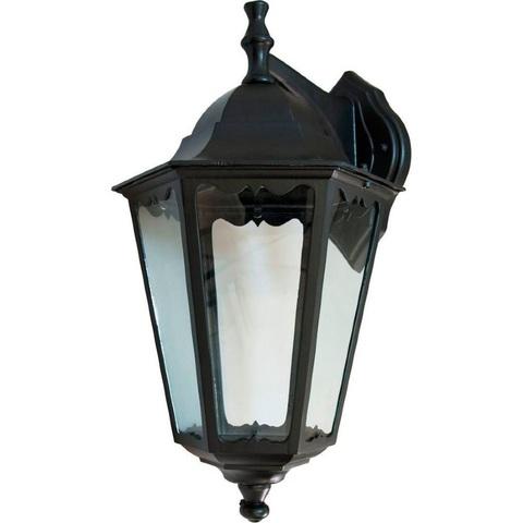 Светильник садово-парковый, 100W 230V E27 черный, 6202 (Feron)