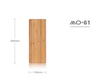 Поднос деревянный SAMAMOKO MO-61
