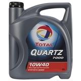 Total 7000 quartz 10W-40 – Полусинтетическое моторное масло (4л)