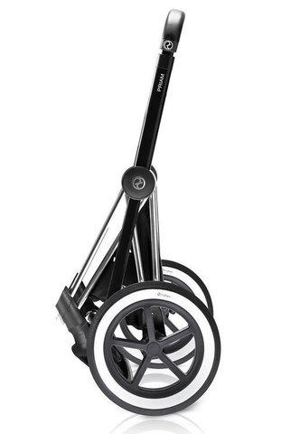 Прогулочная коляска Cybex Priam III Koi Crystallized