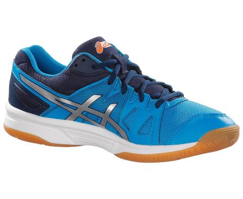 Asics Gel-Upcourt Кроссовки волейбольные мужские Blue