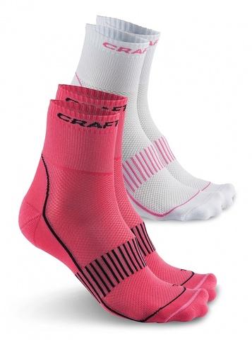 CRAFT COOL TRAINING женские носки для бега 2 пары
