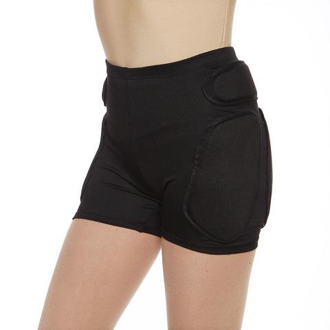 Защитные шорты, б/у, размер 116-122 см