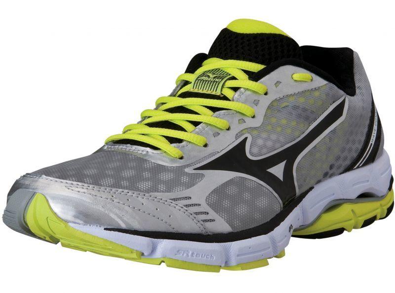 Мужские кроссовки для бега Mizuno Wave Connect (J1GC1448 11) серые