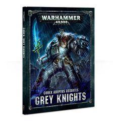 Codex: Grey Knights 8 edition