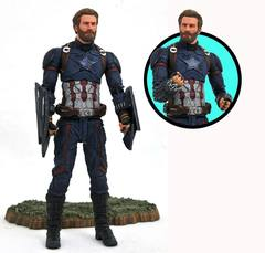 Мстители Война бесконечности фигурка Капитан Америка