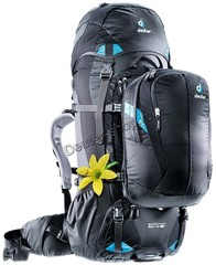Сумка рюкзак женская Deuter Quantum 60+10 SL