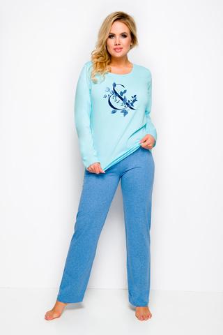 Пижама 8W Sylwia 259 Light Blue Taro