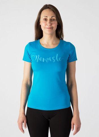Футболка жен. Namaste