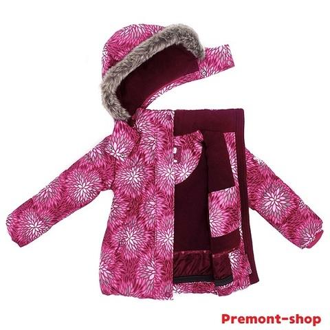 Костюм Premont Астры в цвету WP91259 PINK