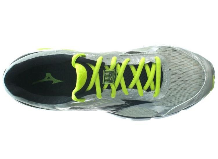 Мужские беговые кроссовки Mizuno Wave Connect (J1GC1448 11) серые