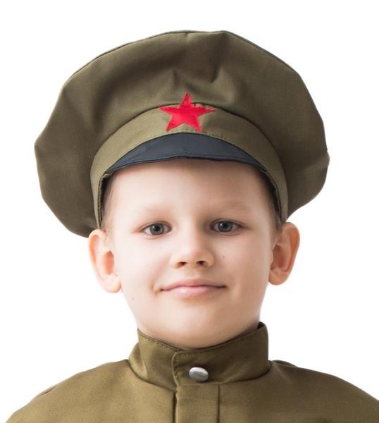 Военная форма Фуражка детская