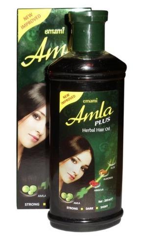 Масло для волос Амла Плюс, 200 мл, Emamii (Индия)