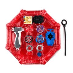 Арена Beyblade(красная) с пусковым устройством Бей Блейд Бердс.