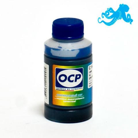 Чернила голубые OCP LC 156 для Epson L800, 100 мл