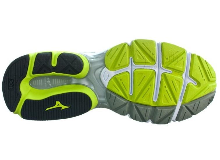 Мужские кроссовки для бега Mizuno Wave Connect (J1GC1448 11) серые фото